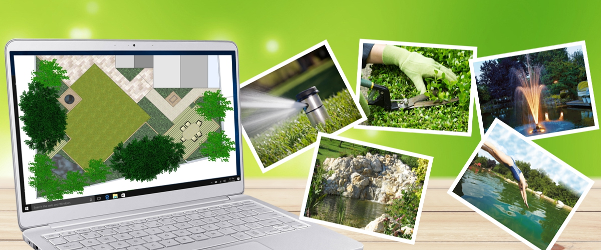 Komplexná ponuka služieb pre Vašu záhradu