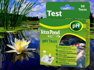 Jazierkové testy - testy vody