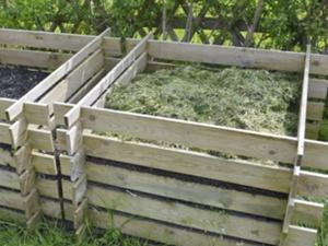 Kompostovisko, kompostér